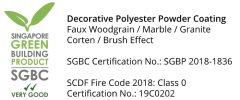 SGBP & Fire cert logo